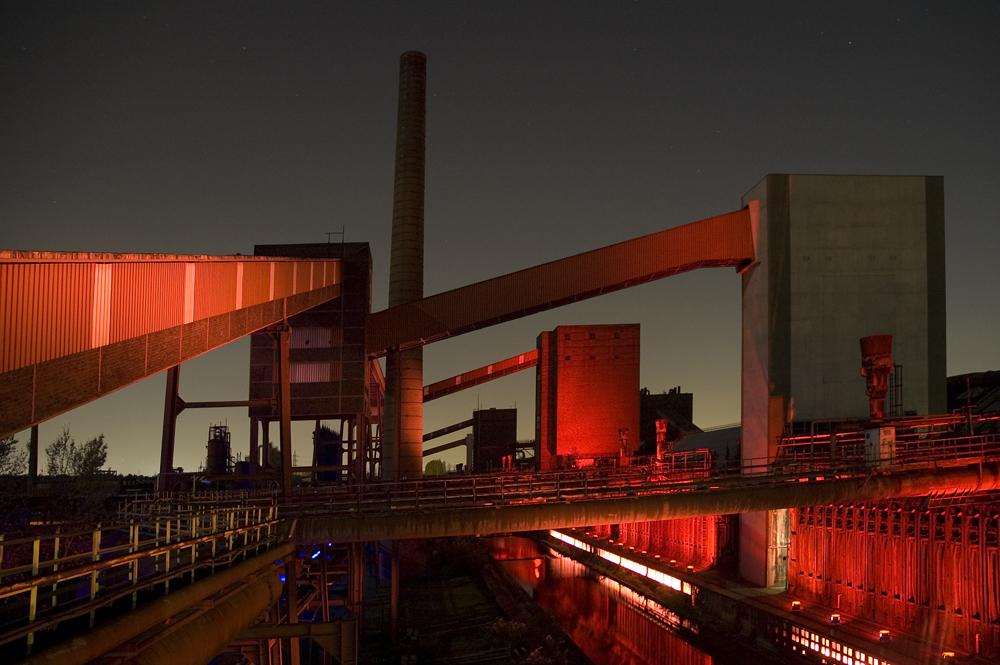 Kokerei Zollverein - 1