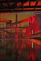 Kokerei Zollverein, multimedial...