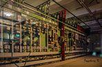Kokerei Zollverein - Schaltanlage