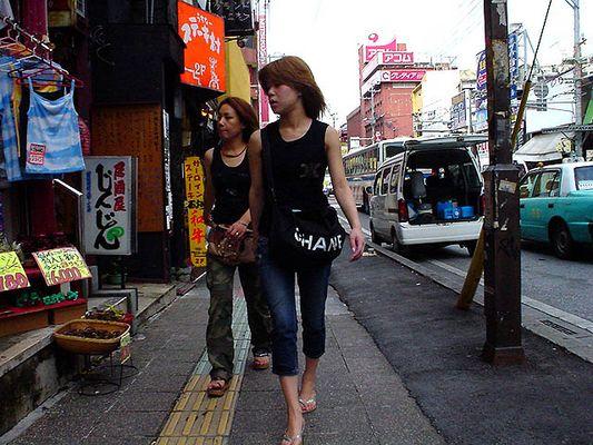 Kokusai Strasse (Main street of Naha) - 6