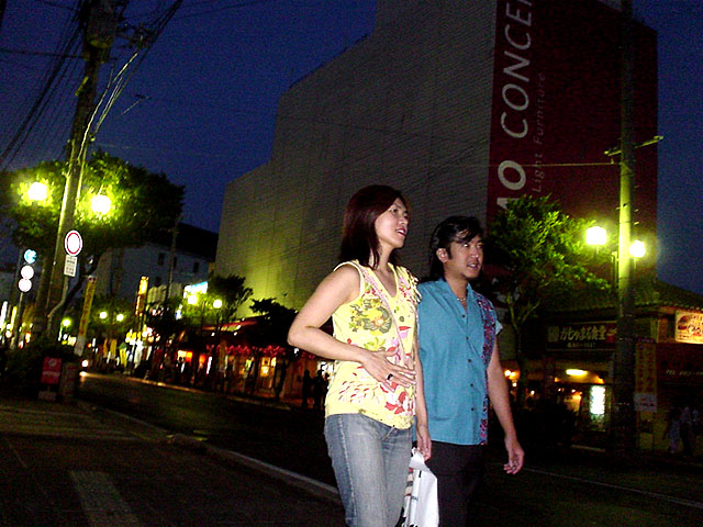 Kokusai Straße (Main street of Naha, OKINAWA) - 8