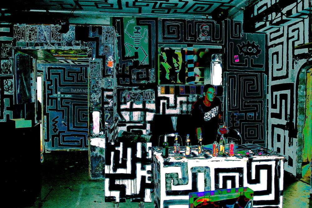 Kolbhalle 2010 Irrgarten der Realitäten von Gonsa
