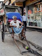 Kolkata - working break