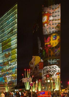 Kolkhoff Tower - Festivals of Lights