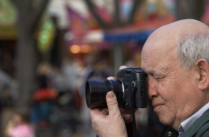 Kollege Fotograf