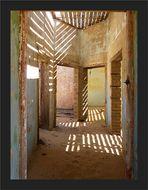Kolmanskop 15 und letztes