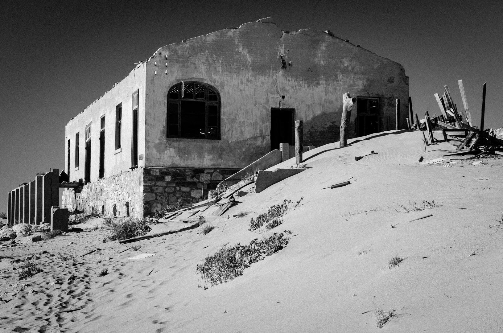 Kolmanskop - Ingenieur