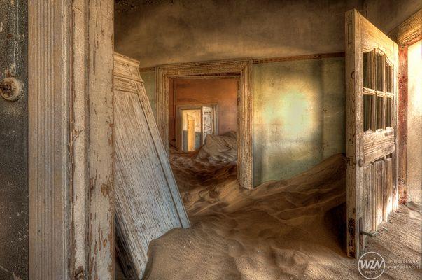 Kolmanskop - Sperrgebiet