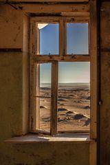 kolmanskop xvii, lüderitz, namibia