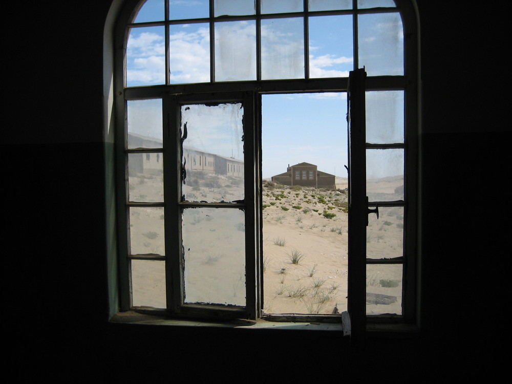 Kolmanskuppe bei Lüderitz