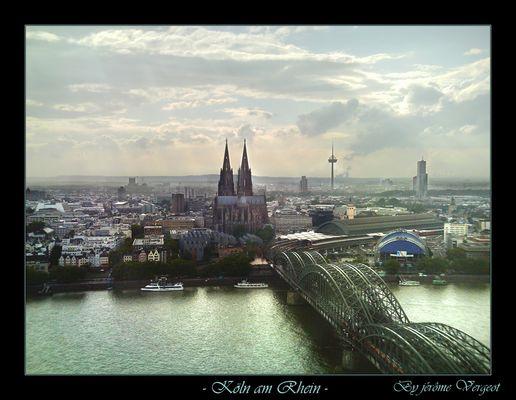 Kôln am Rhein