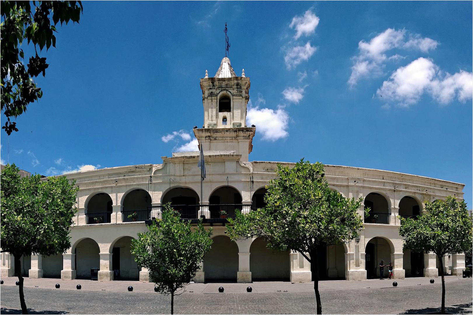 koloniale Architektur in Salta....................
