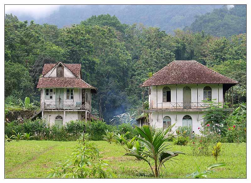 Kolonialer Charme in der Roça Bombaim - São Tomé e Príncipe