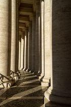 Kolonnaden Gian Lorenzo Berninis