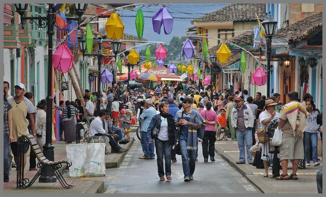 Kolumbien Salento 1
