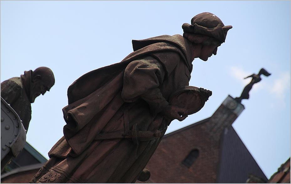 KOLUMBUS und FREUNDE in Hamburg