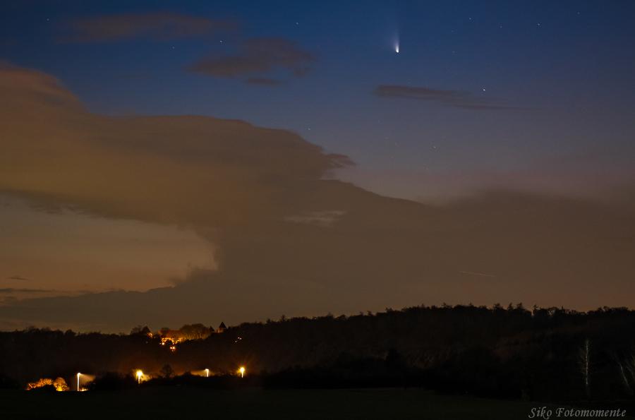 Komet C/2011 L4 Pan-STARRS