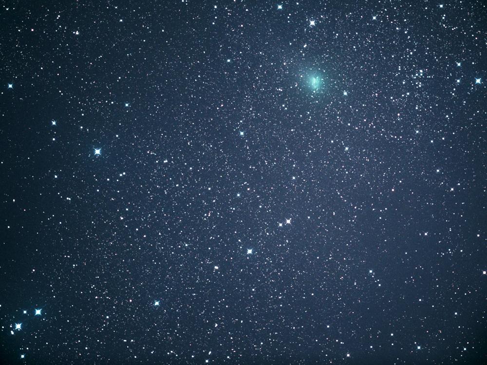 Komet Jaques vom 18.September 2014