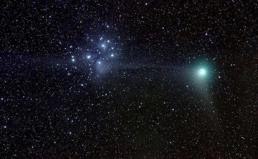 Komet Machholz