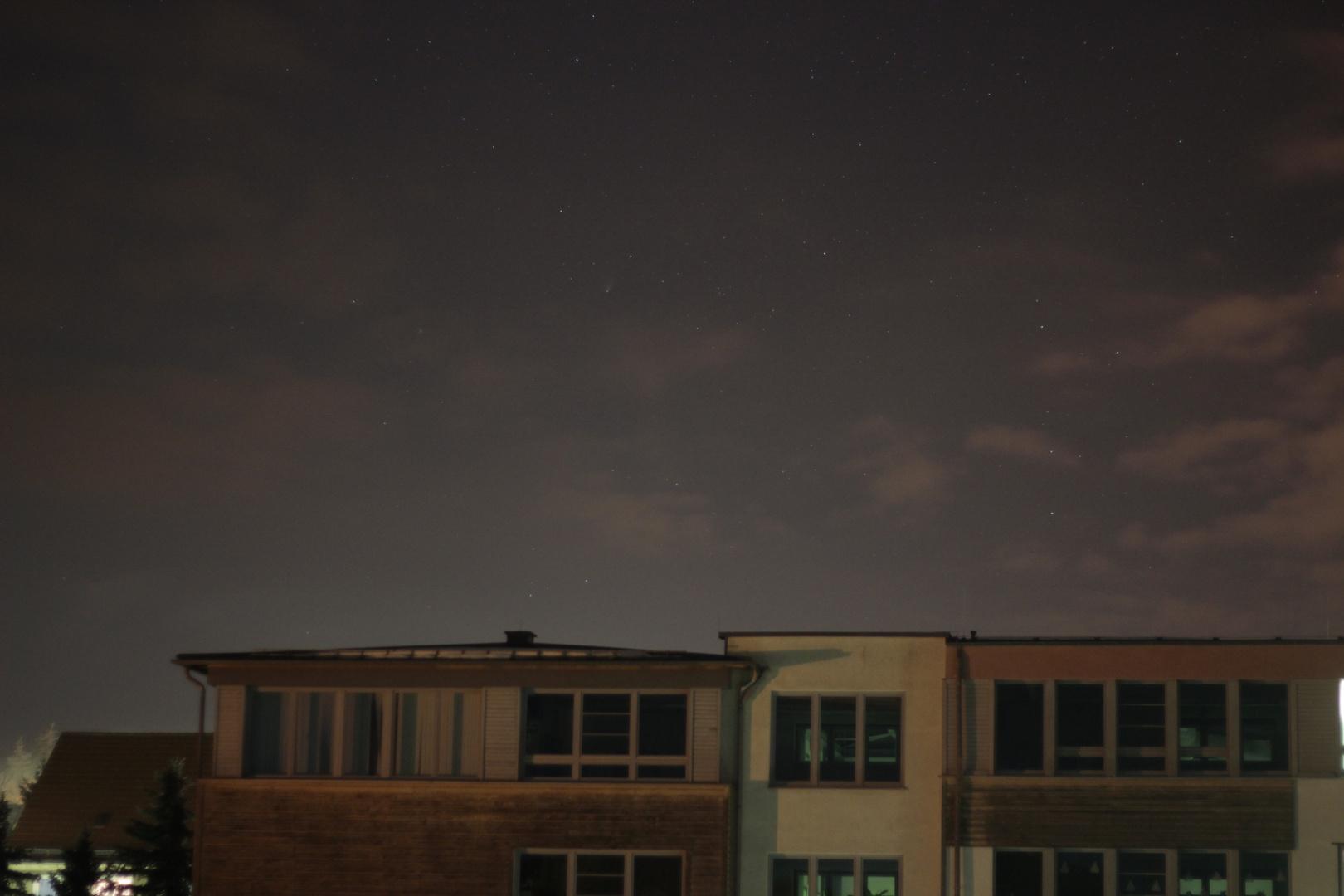 Komet Panstarrs 06.04.2013