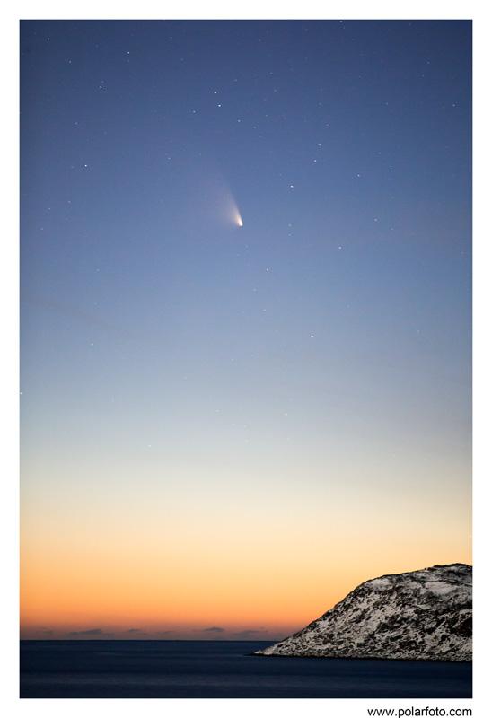 Komet Panstarrs