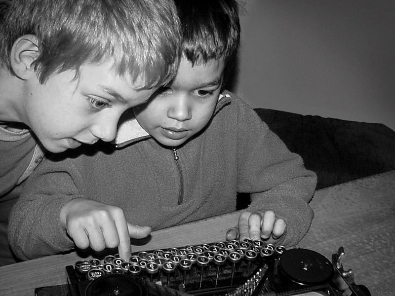 KOmische Tastatur ...