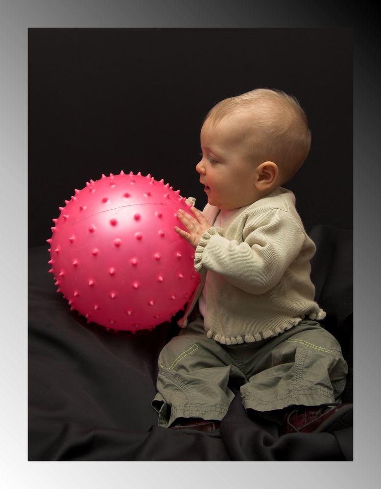 Komischer Ball