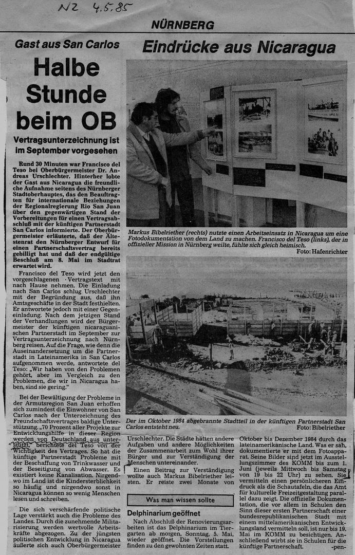 KOMM 1985, NZ
