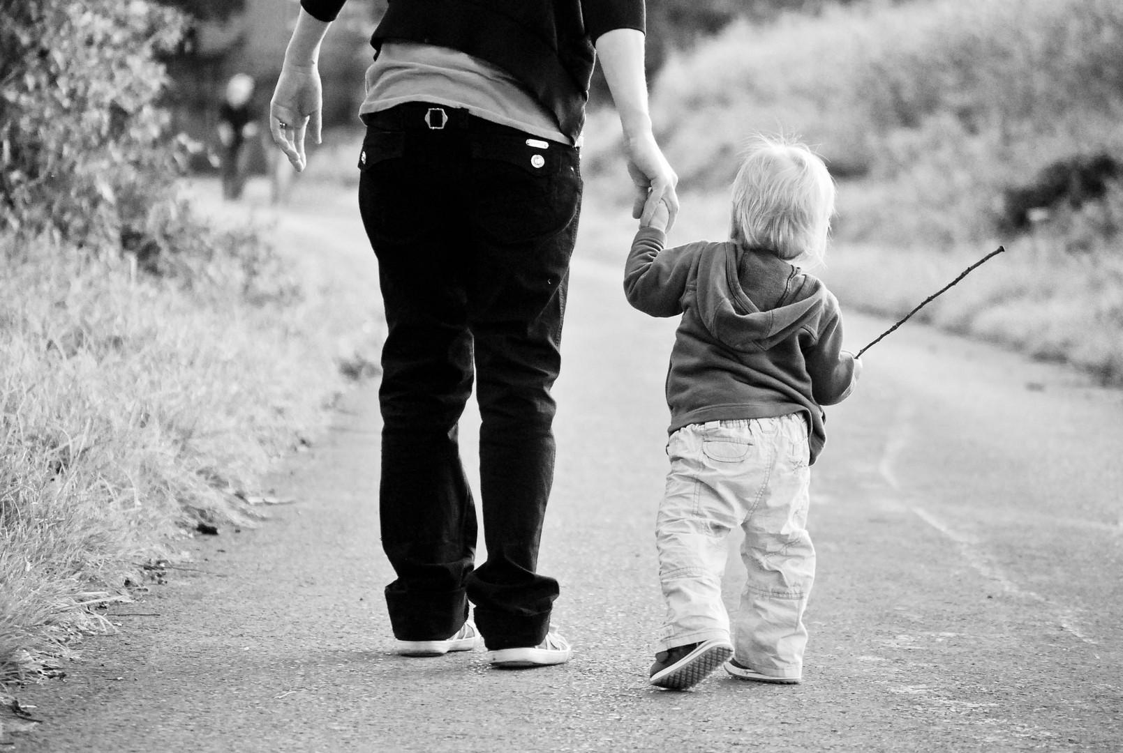 Komm Mama, ich zeige dir die Welt