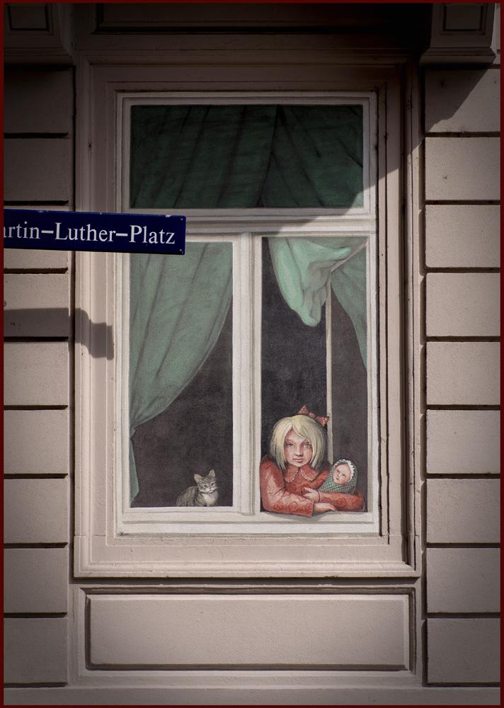 Komm raus zum Spielen!