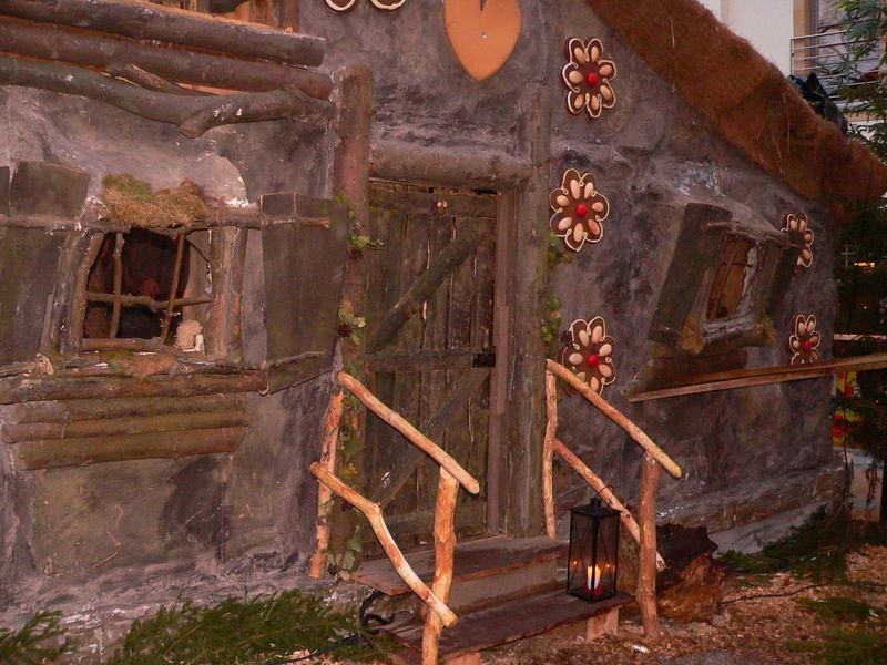 Komm rein, aber vorsichtig!!! Hexenhaus in Bad Harzburg