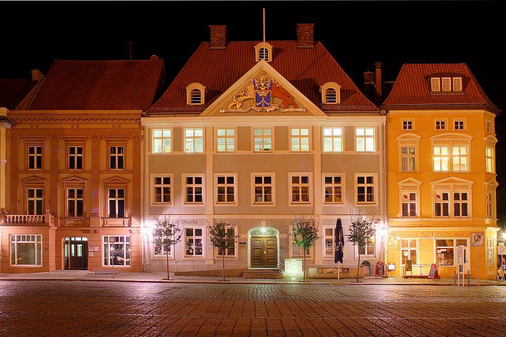 Kommandantenhus am Alten Markt in Stralsund