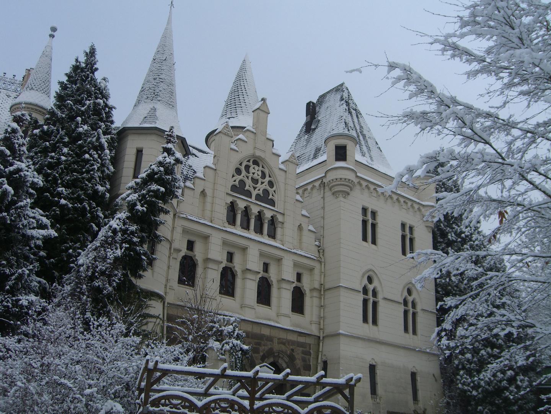 Kommende Ramersdorf im Winterkleid