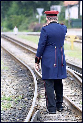 Kommt der Zug noch ?