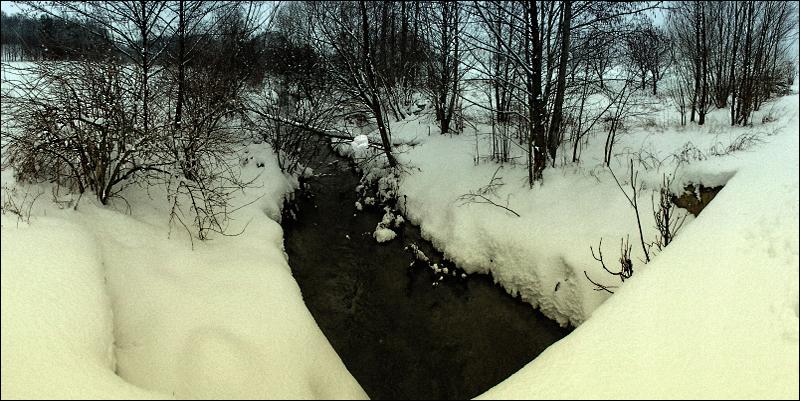 Kommt ein Schneeball geflogen...