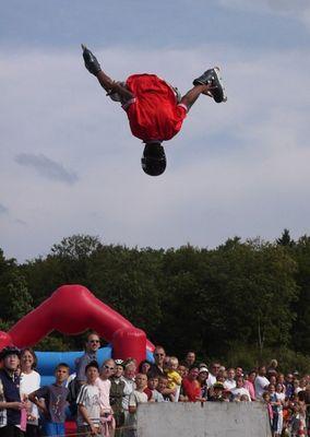 .. kommt ein Skater geflogen (2)..