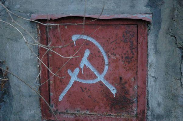 Kommunismus in der Klamm