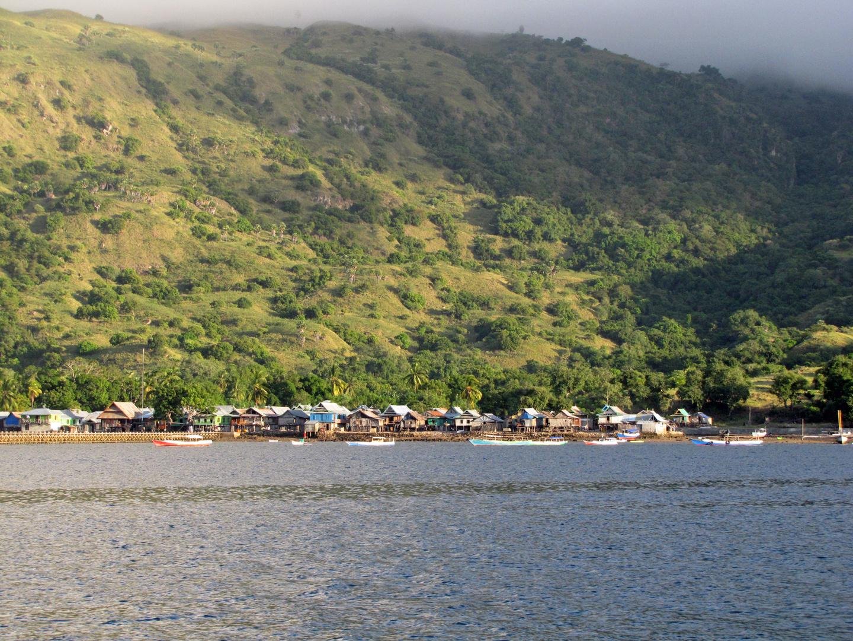 Komodo Island, Village
