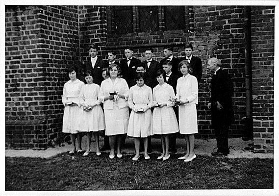 Konfirmation 1963