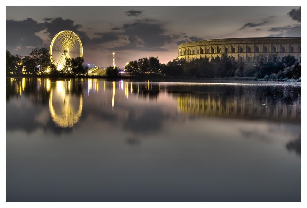 Kongresshalle Dutzendteich Nürnberg