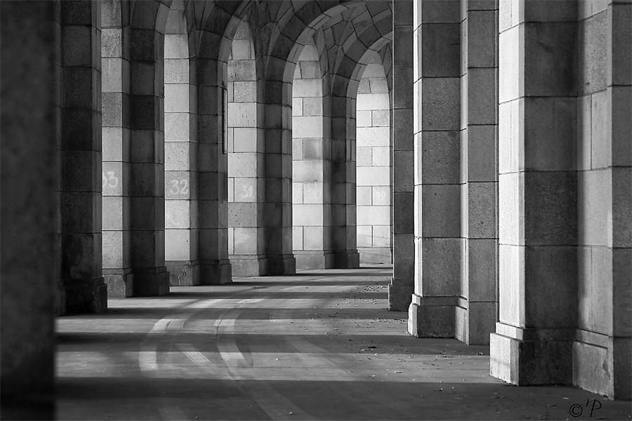 Kongresshalle Nürnberg 1 - SW