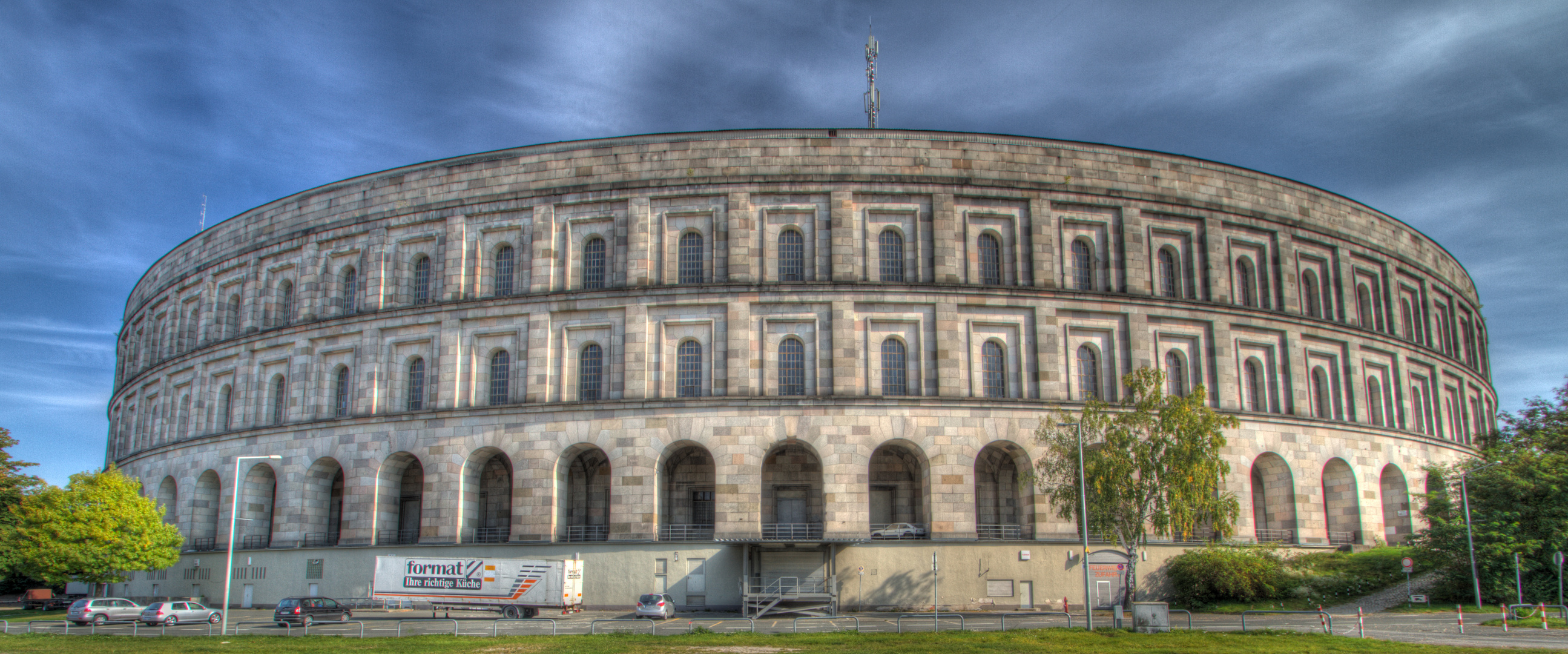 Parteitagsgelände Nürnberg