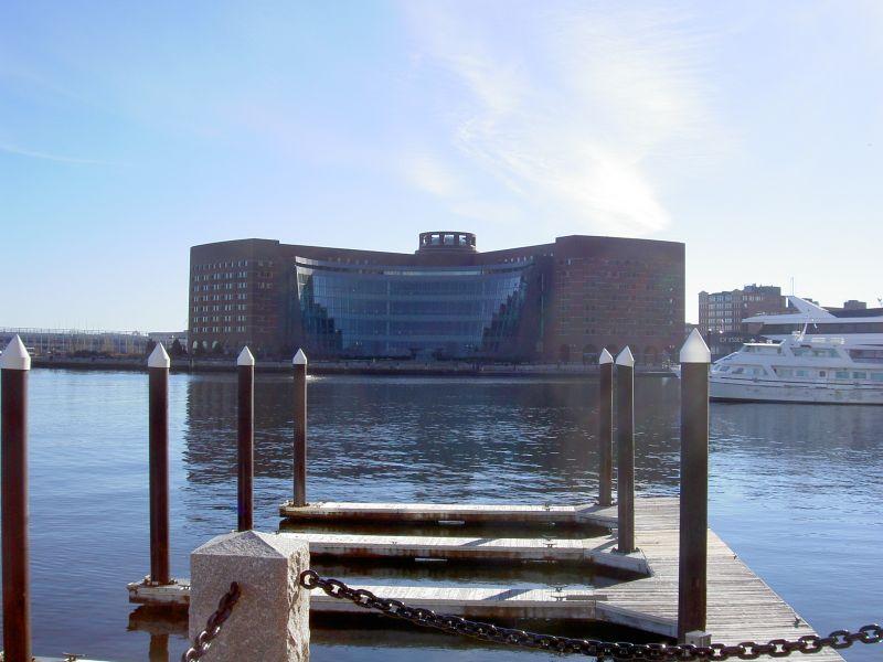 Kongresszentrum von Boston