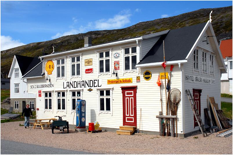 Kongsfjord #1