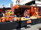 Koninginnedag 2012 in Rotterdam - 6 - Ende -
