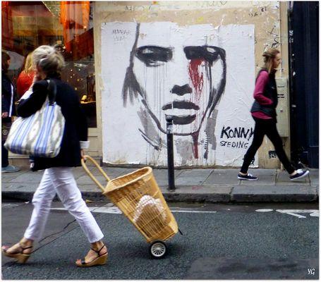 Konny & les  riverains de St-Germain... # 17