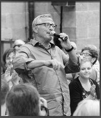 Konstantin Wecker SW  am 1.6  Ehrentag