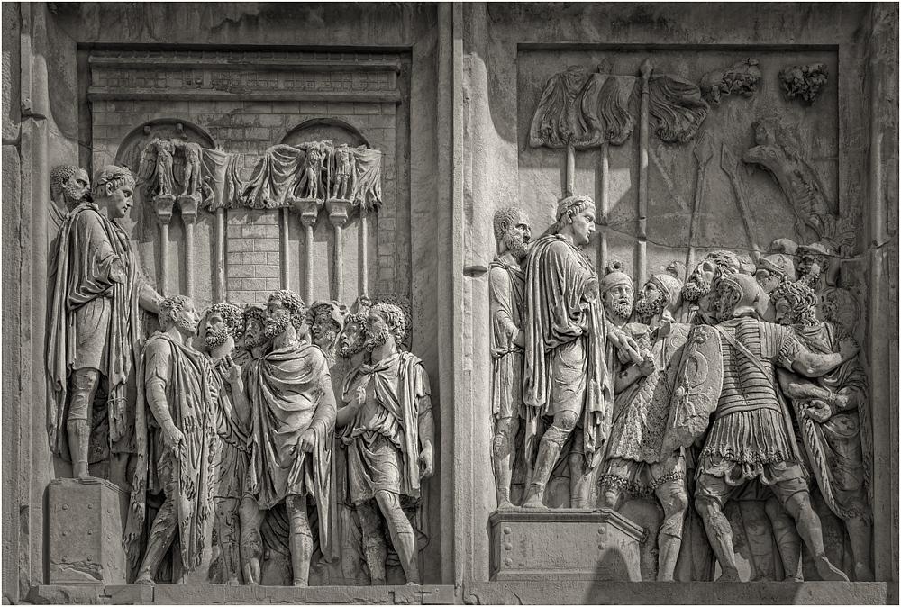 Konstantinbogen - Detail II