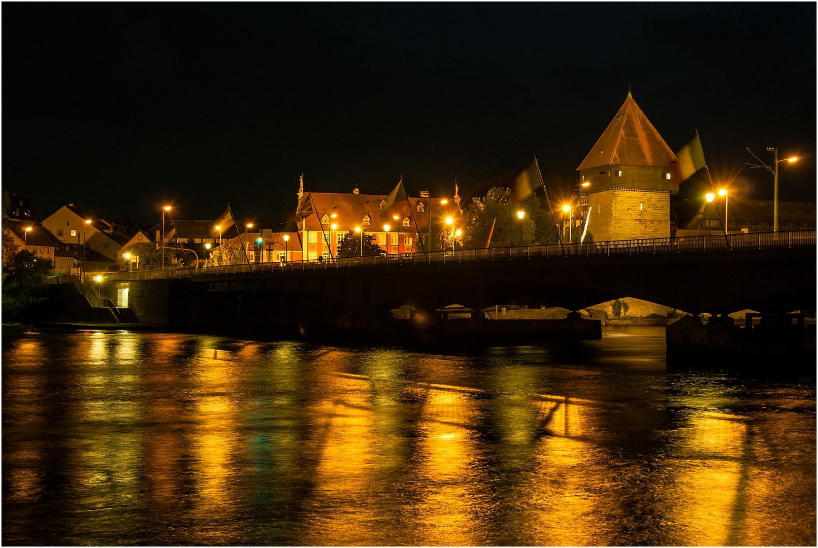Konstanz am Abend