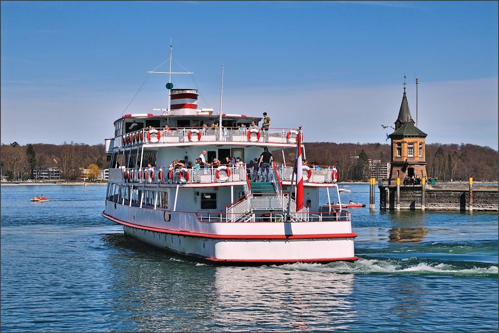 Konstanz - Im Hafen (2)